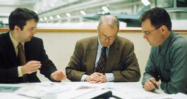1996: Erste internationale Anwendung des Szenario-Management