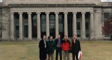1999: ScMI-Strategie-Meeting in Boston