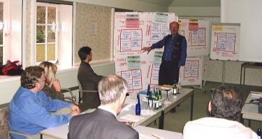 2000: Szenarien für das European Virtual Maritime Institute (EVIMAR)