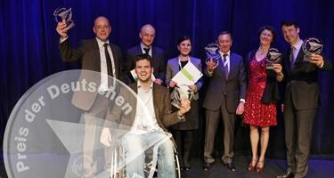 2013: Preis der deutschen Marktforschung