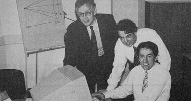 1995: Erste Buchveröffentlichung Szenario-Management im Campus-Verlag